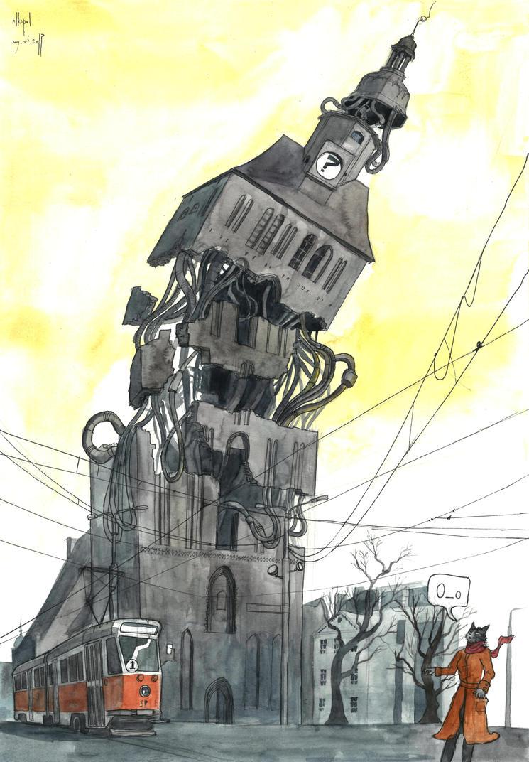 De Fragmentation by mikopol