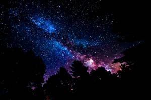 July 29th Milky Way by blackismyheart90