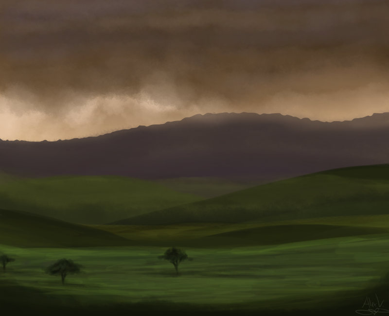 Rolling Hills by TheHighHills on DeviantArt