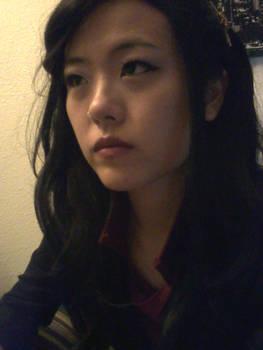 Asami Sato Make Up Test