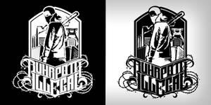 Ruhrpott Illegal logotype