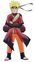 Naruto - Sage Mode