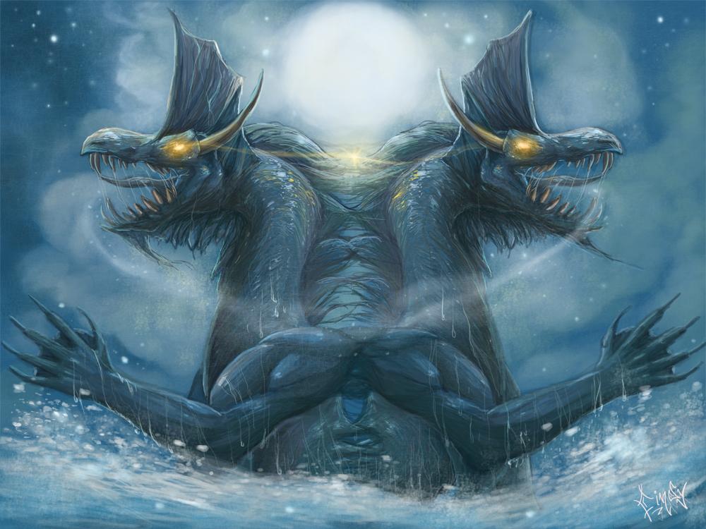 Clone dragon by cindyaa d3h3vmf