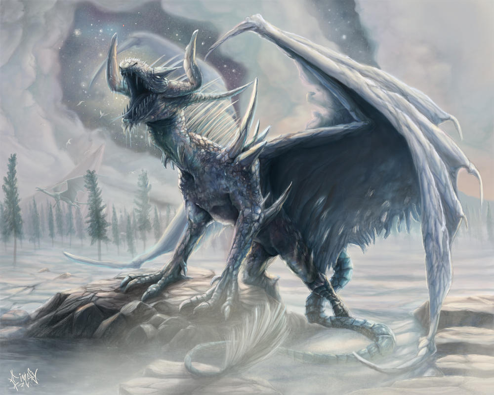 Ice Lord by CindyAA