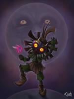 Majora's Mask by CindyWorks