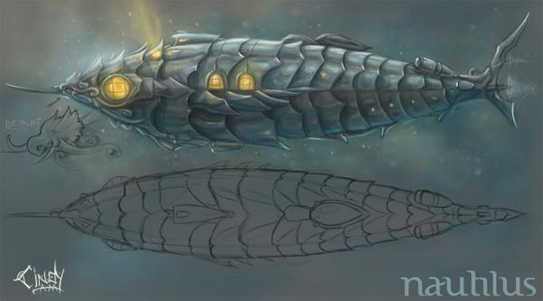 Nautilus by CindyWorks