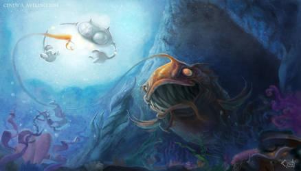 The Mermaid by CindyWorks