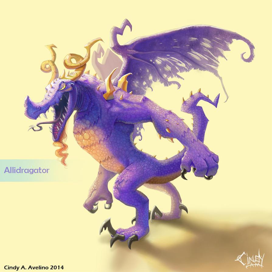 Allidragator by CindyAA