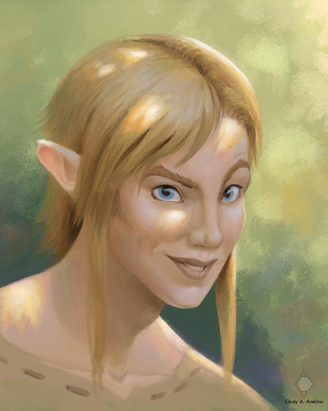 Link, The Legend of Zelda: Breath of the Wild by CindyWorks
