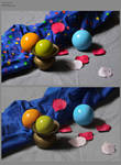 Colors study by CindyWorks