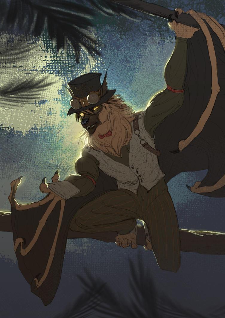 bat by CindyWorks