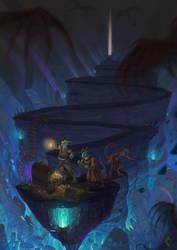 Treasure Hunters by CindyWorks