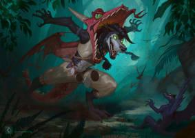 Shut up I'm a dragon by CindyWorks