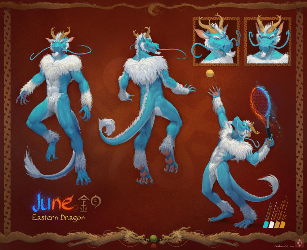 June Reference Sheet by CindyWorks