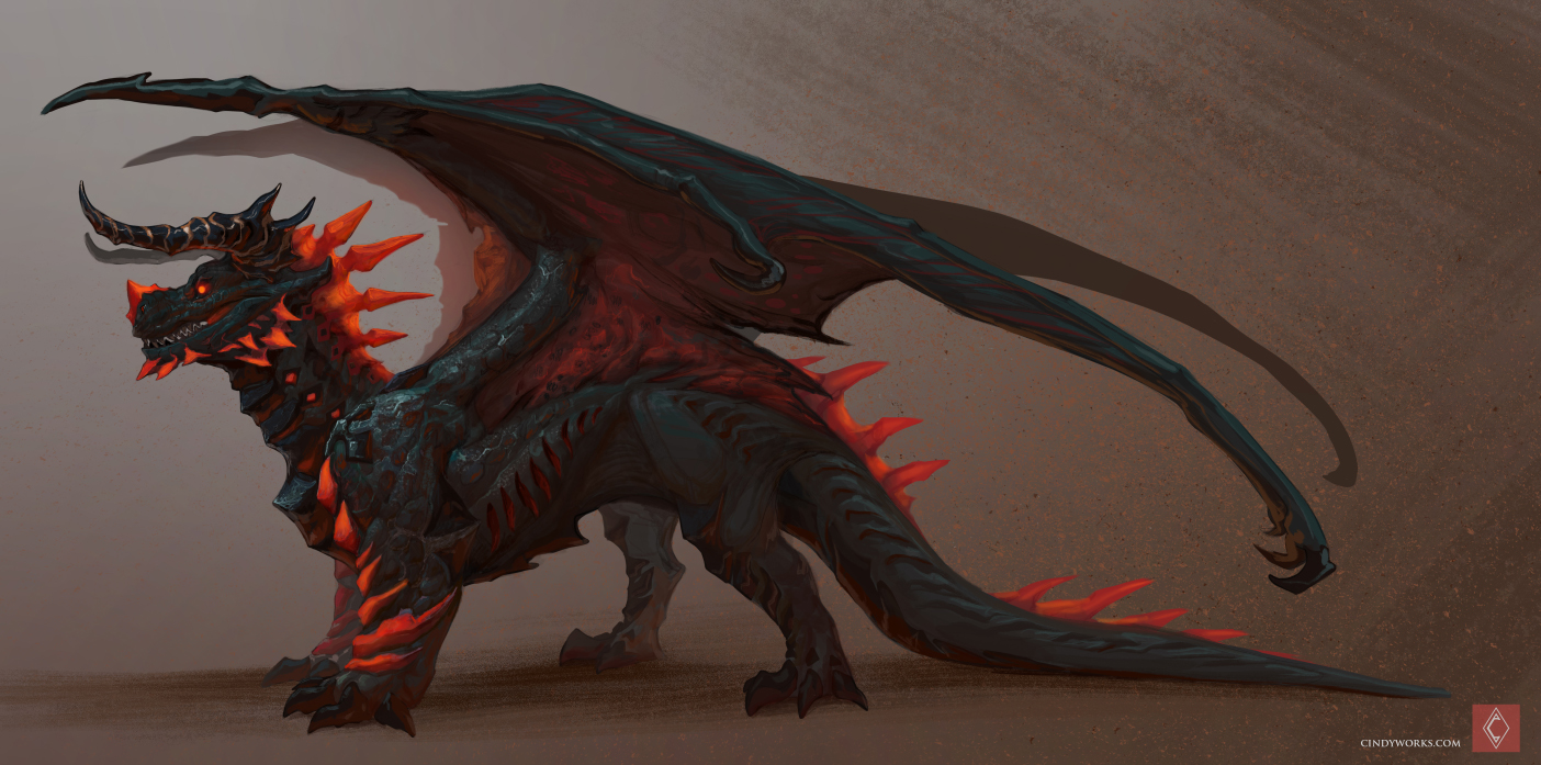 Dragon by CindyWorks