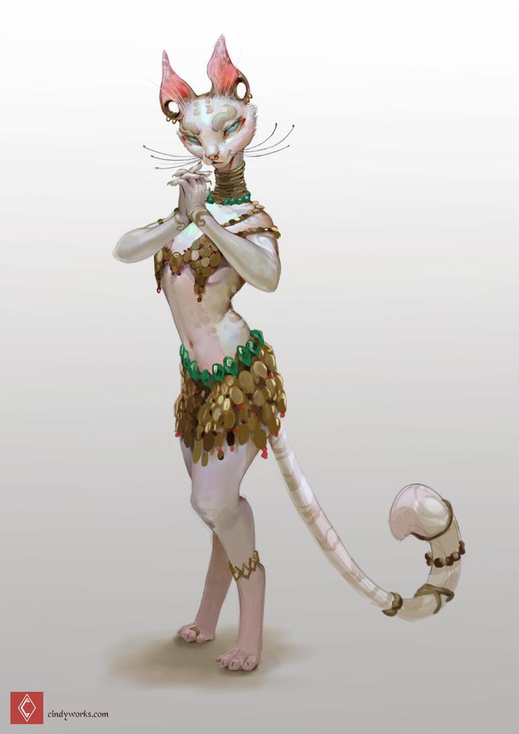 Cat by CindyWorks