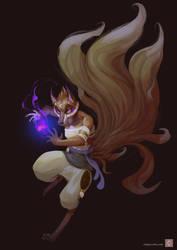 Kitsune by CindyWorks