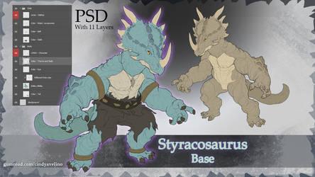 Styracosaurus BASE