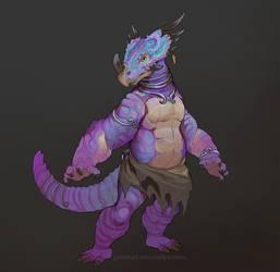 Styracosaurus Female