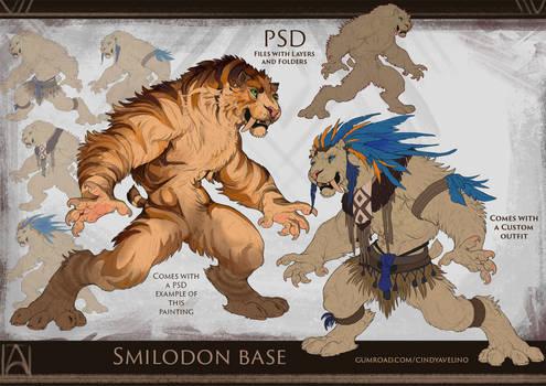 Smilodon BASE!