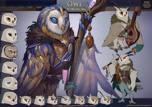 Owl Base