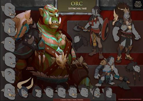 Orc Base!