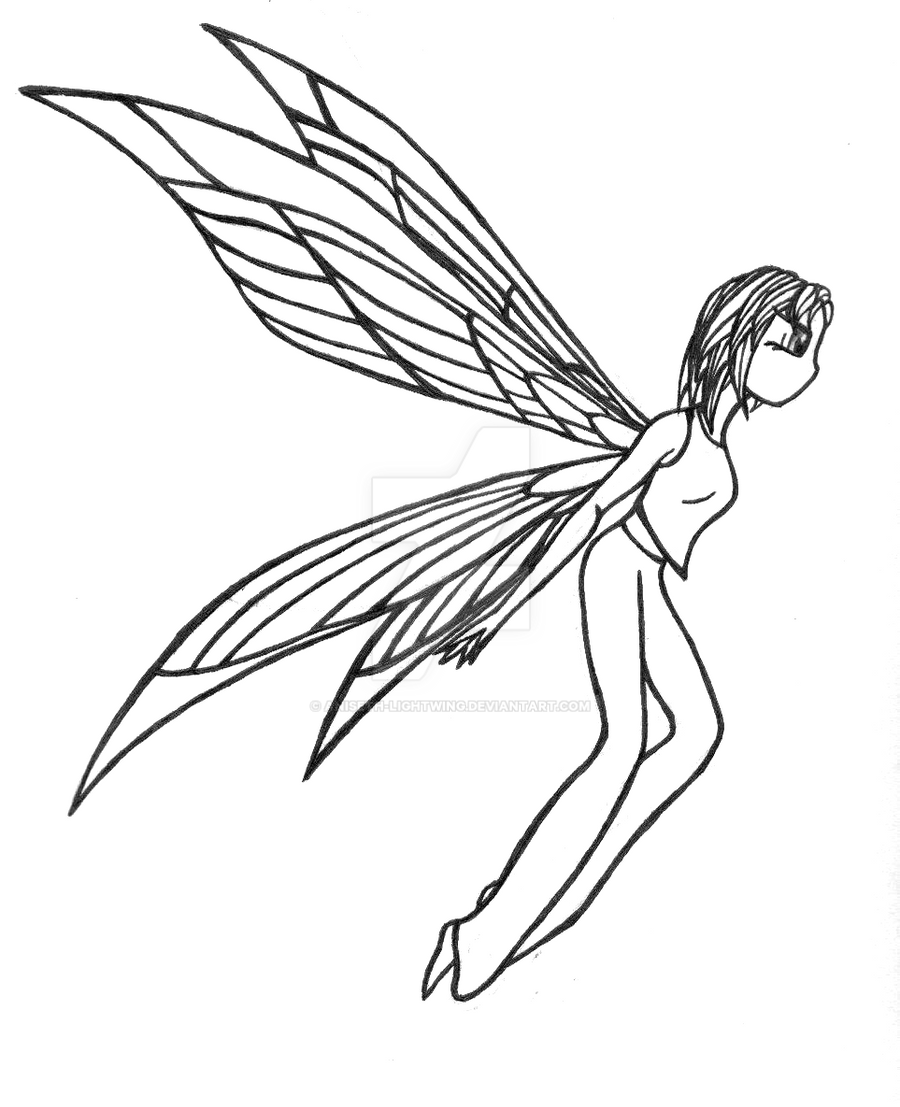 anime fairy pen by aniseth lightwing on deviantart