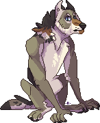 An Werewolf by Reygr