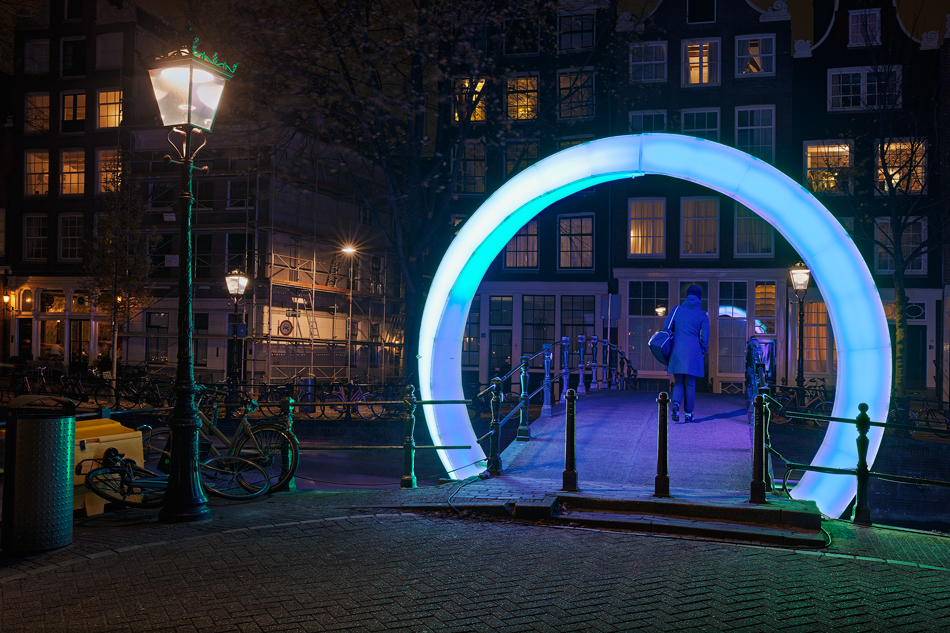 Amsterdam light festival by Northstar76