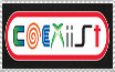 Coexist Video Games Stamp by Xia22