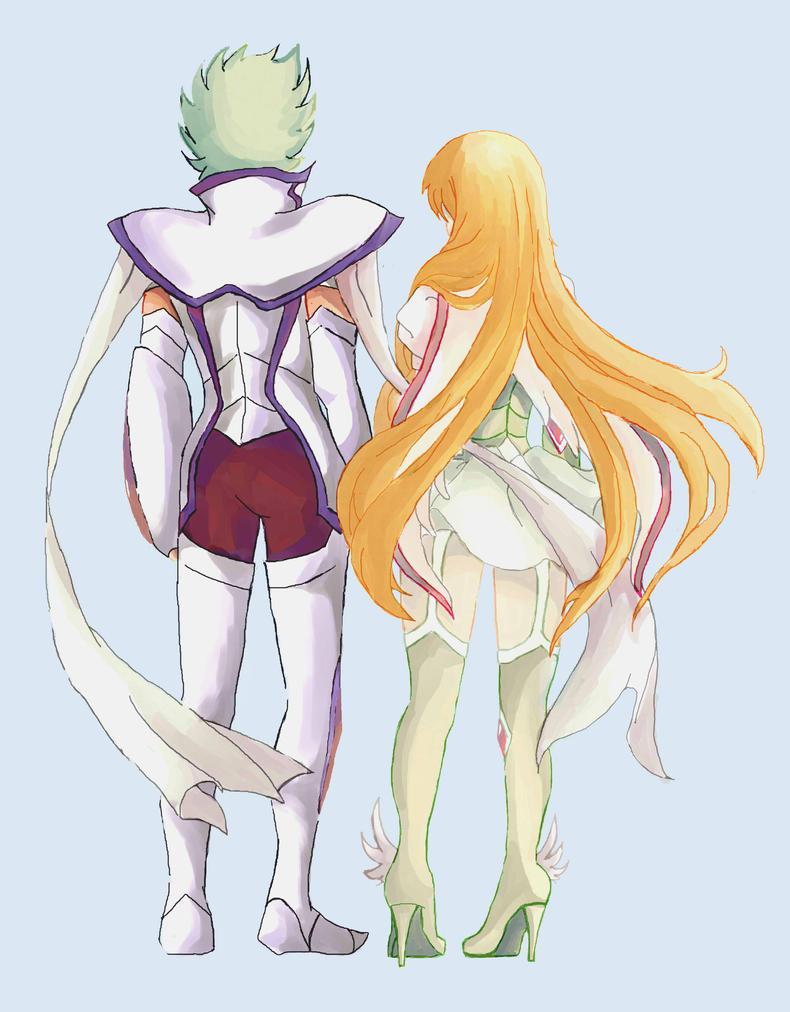 koga and yuna relationship