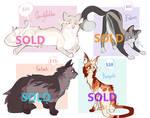 Warrior Cat | Adopt 7 ((CLOSED))