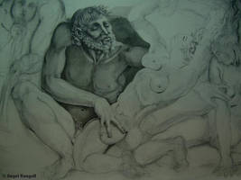 BACANAL  - Angel Rengell by ANGELRENGELL