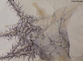 CRUCIFIXION  -  Angel Rengell by ANGELRENGELL