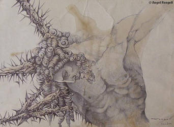 CRUCIFIXION  -  Angel Rengell