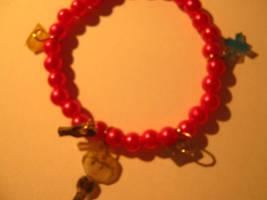 my alex pearl bracelet