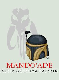 Mando-ade ID by aayhan by Mando-ade