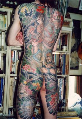 Irezumi Tattoos