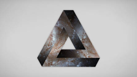 Penrose Triangle by ashm909