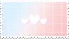 [F2U] Hearts Stamp by testaccount0211