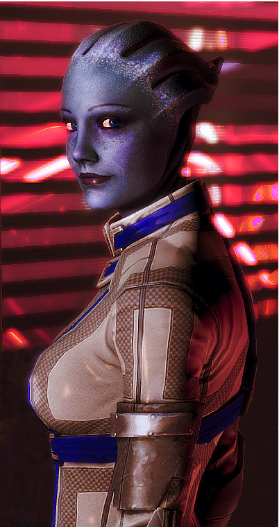 Liara8 by wargaron