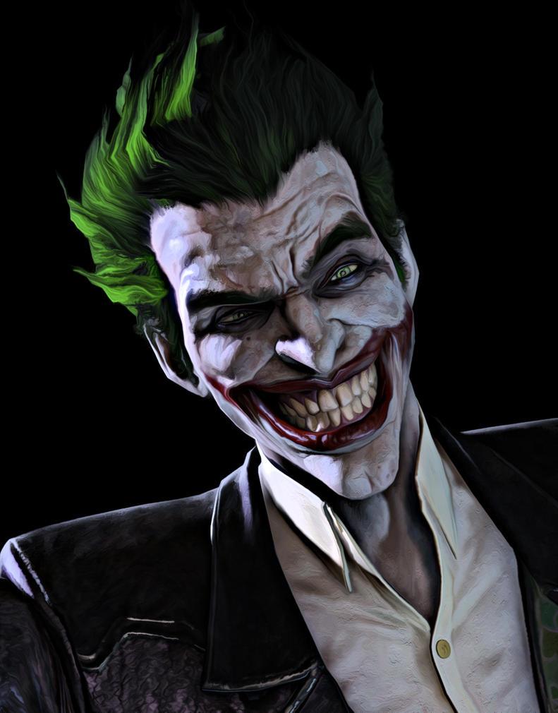 Joker by wargaron
