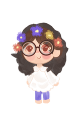 Flogirl Glasses by zhaiso