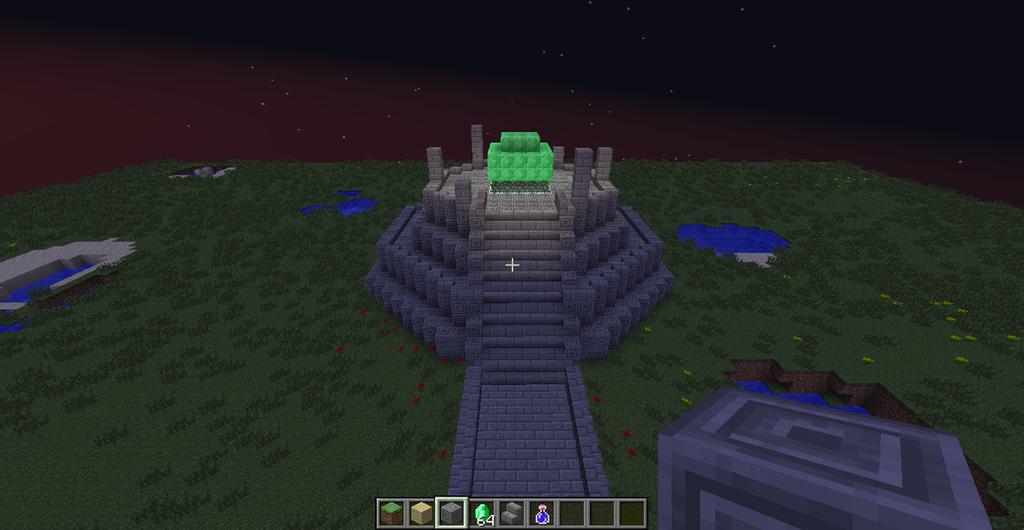 Minecraft Emerald Wallpaper Minecraft The Master Emerald