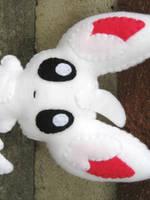 Minccino Chirami pokemon plush by P-isfor-Plushes
