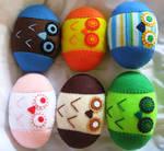 Owl Ball Plushes