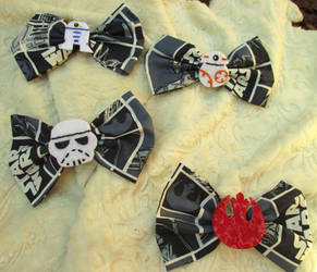 Star Wars Bows (including BB-2)