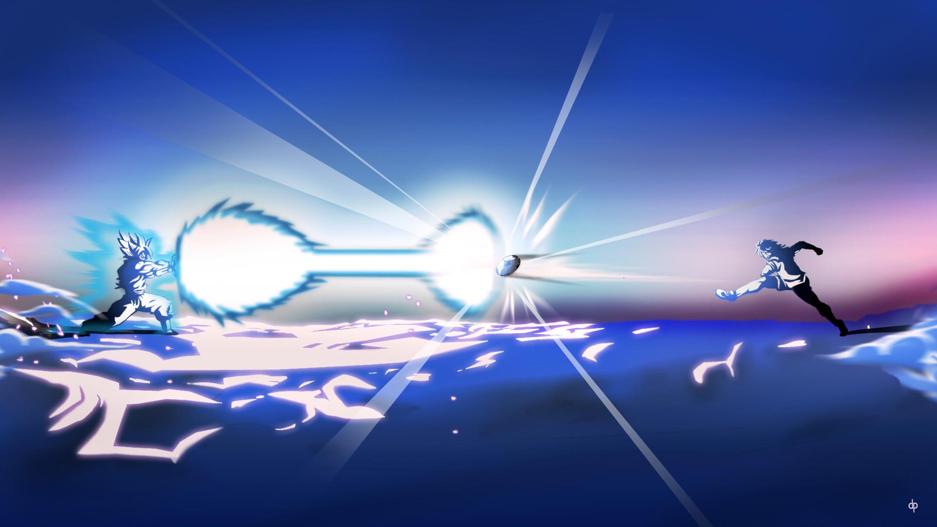 Goku vs Superman Goku_vs_mark_lenders_by_dimitroncio-d60kn8q