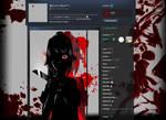 Ayano Aishi (Yandere-chan) - Steamprofile Design