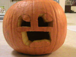 Teh Pumpkin Ish Happyplz by tamamarocks